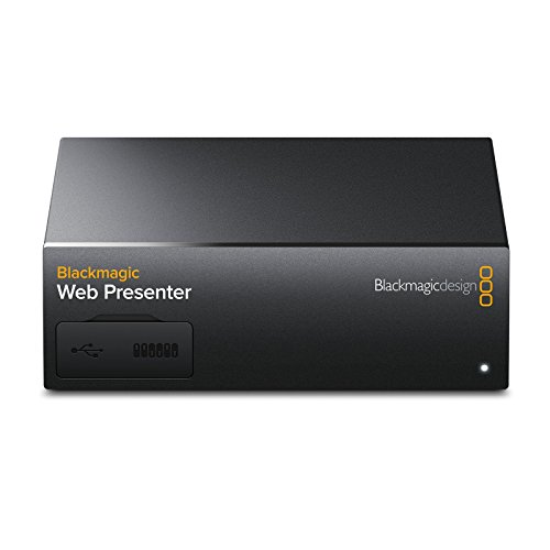 Blackmagic Design Blackmagic Web Presenter
