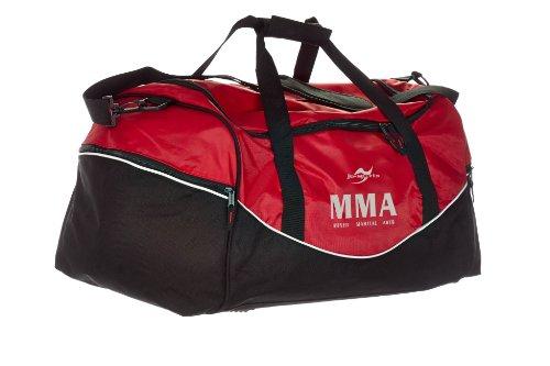 Tasche Team rot/schwarz MMA