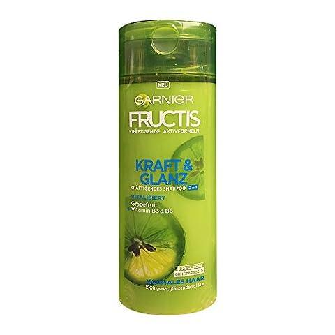Garnier Fructis Shampoo 2in1 Kraft & Glanz 250 ml