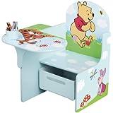 Disney Winnie the Pooh silla escritorio con almacenamiento de bin