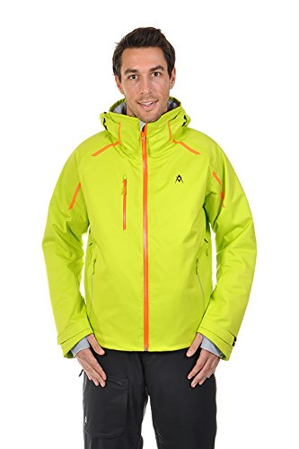 Völkl Team Speed Jacket Lime 54
