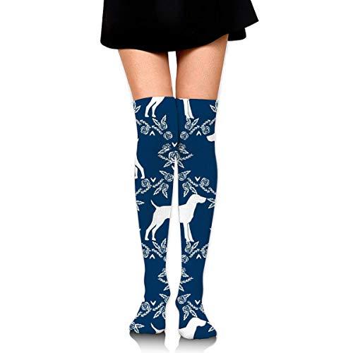 a5d8ecf253e HiExotic Strümpfe Breathable Spring Fall Winter Over Knee Leg Warmer Thigh  High Tube Boot Socks Girls