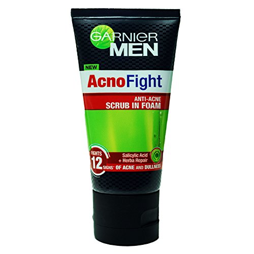 Garnier Men AcnoFight 6 Anti Akne Schaumstoff: 50 ml