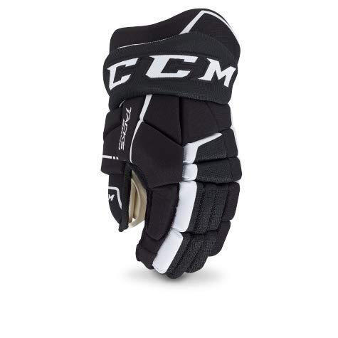 CCM Tacks 9040 Handschuhe Senior, Größe:15 Zoll, Farbe:schwarz/weiß