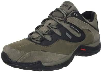 Salomon Unisex Kids' Elios 2 Sports Shoes - Walking, Men, swamp/swamp/black, 11 UK