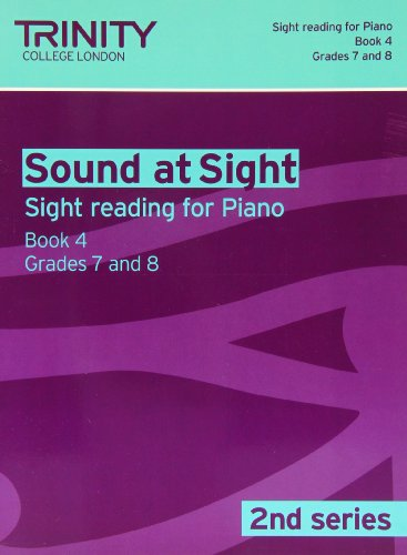Sound At Sight (2nd Series) Piano Book 4 Grades 7-8