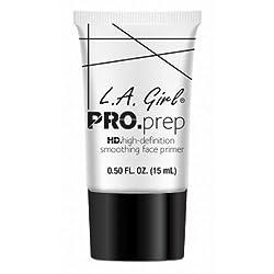 L A Girl Pro Prep HD Face Primer, Clear, 15ml