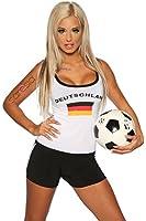 Fussball Trikot Tank Top Deutschland/Germany EM/WM 18011