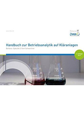 Handbuch zur Betriebsanalytik auf Kläranlagen -