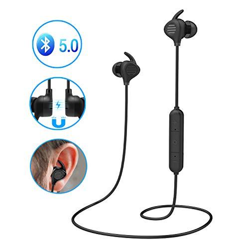 Cuffie Bluetooth Sportivo,💰 (https://images-na.ssl-images-amazon.com/images/I/61HllCu0nVL.jpg) In offerta a 10,79€ invece di 17,99€ 📉 Risparmi 7,19€ (40%) ✂️ Codice: 6XAPXJTS