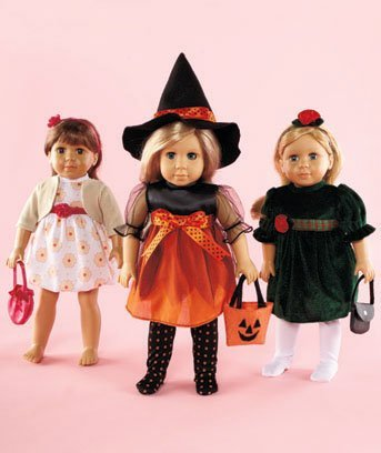 in-style-doll-clothes-for-american-girl-dolls-features-the-witch-costume-18-inch-three-outfits-doll-