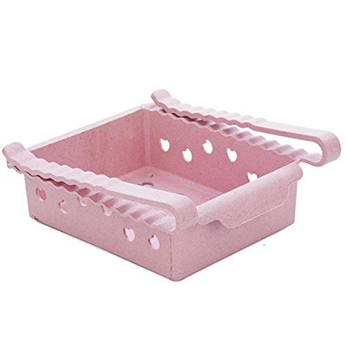 Beisoug New Kitchen Artículo Estante de Almacenamiento Refrigerador Cajón Estante Placa de...