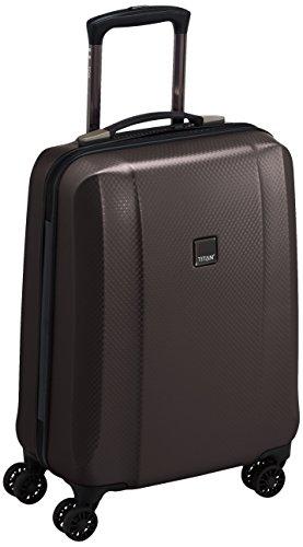 TITAN Koffer, 55 cm, 38 Liter, Brown