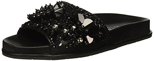 Kenneth Cole New York Women's Xenia Embellished Pool Slide Sandal