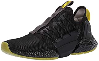 PUMA Men's Hybrid Rocket Runner Sneaker, Asphalt Black-Blazing Yellow, 10 M US (B07FYGWCX3) | Amazon price tracker / tracking, Amazon price history charts, Amazon price watches, Amazon price drop alerts