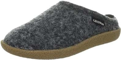 Giesswein Veitsch Unisex-Erwachsene Pantoffeln, Grau (029 / anthrazit), 36 EU