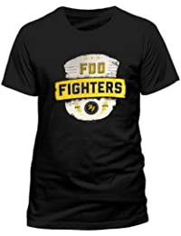 Foo Fighters Est 1995 Official Unisex T-Shirt (Black)