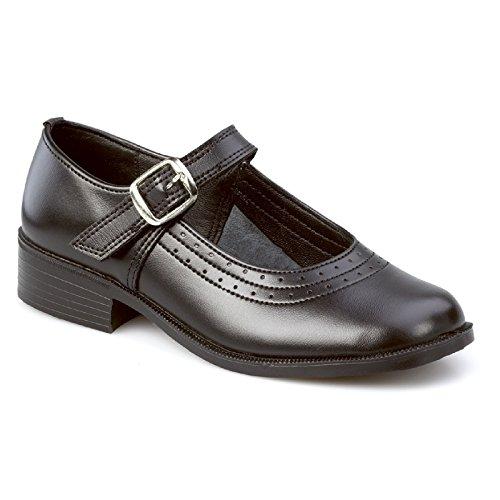 Toughees Pearl - Chaussures en cuir - Fille Noir