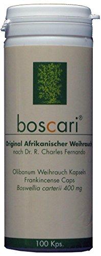 boscari ® - Afrikanischer Weihrauch 100 Kaps.