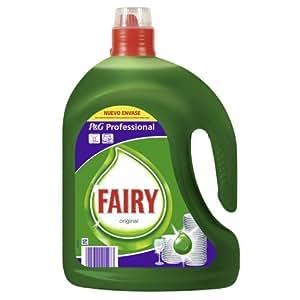 Professional Fairy Handgeschirrspülmittel Konzentrat, 4er Pack (4 x 2.5 Liter)
