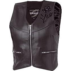 Held–Chaleco de piel Moto Mujer Ref _ hel5771–14938-noir Varios colores multicolor 44