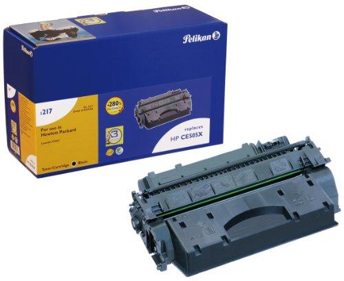 Pelikan Toner ersetzt HP CE505X (passend für Drucker HP P 2050/2055 - HC)