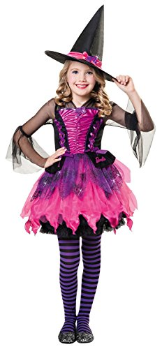 Prinzessinen Kinderkostüm Barbie Halloween, 98-110 cm ()