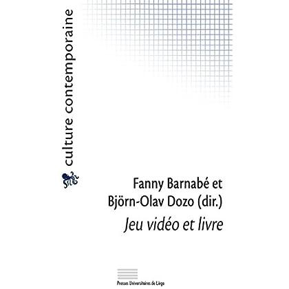 Jeu vidéo et livre (Culture contemporaine)
