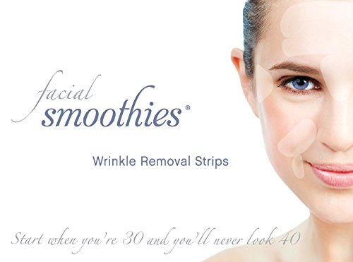 Gesichts-anti-aging-behandlung (Facial Smoothies sind Falten entfernende Pflaster - Antifaltenpflaster - Anti-Aging Behandlung - Anti-Falten)