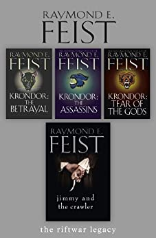The Riftwar Legacy: The Complete 4-Book Collection par [Feist, Raymond E.]