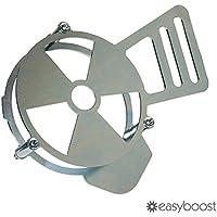 Tapa encendido Easyboost Derbi Euro2 EBE050 EBS050 - proteger el encendido Malossi / Stage6 / Italkit/PVL / MVT/Doppler / Polini - Fabricado en Francia