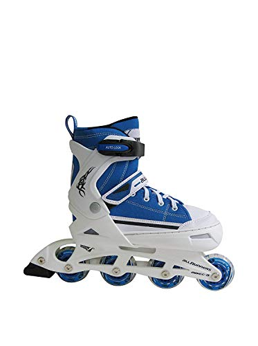 Sport One Patins de Ligne All Runners, All Runners, Bleu