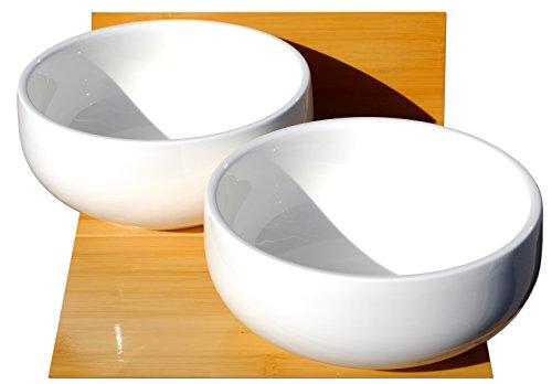 Cuencos de cerámica para sopa y fideos