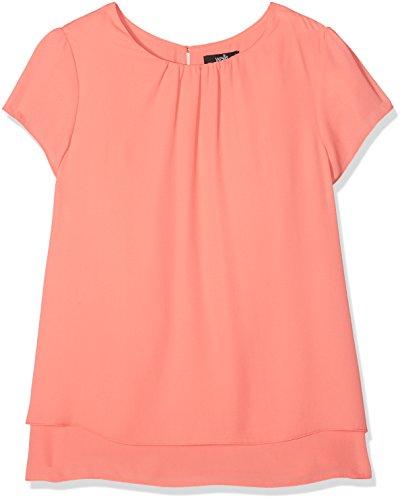 Wallis Damen Top Double Layer Orange (Coral)