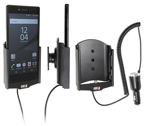 Brodit 512846 aktiv Gerätehalter mit KFZ-Ladeadapter für Sony Xperia Z5 Premium