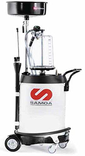 Samoa Lube Master–Staubsauger drainer100Öl Kombination 100L