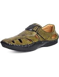 9e8adaa9d Green Men s Formal Shoes  Buy Green Men s Formal Shoes online at ...