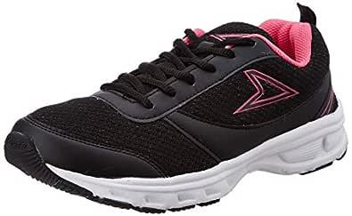 Power Women's Might Pink Running Shoes-6 UK (39 EU) (8.5 US) (5395002)
