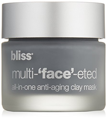 Bliss Multi-'Face'-eted All-In-One Anti-Aging Clay Mask - Maske Bliss