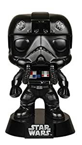 Funko - Figurine POP Star Wars Bobble: Tie Fighter Pilot