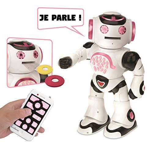 Le robot interactif Powergirl de Lexibook