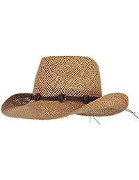 ... e cappellini   Cappelli Panama   HX fashion. Cappello da Cowboy  Cappello da Cowboy Cappello da Uomo Taglie Comode Cappello Estivo da Sole  Cappello 54a719087b99