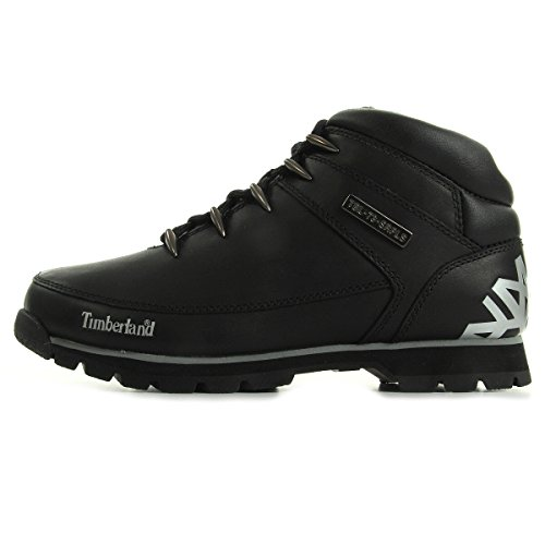 Timberland Mens Euro Sprint Hiker Black Leather Boots for sale Delivered anywhere in UK