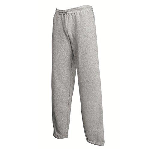 Jogpants mit offenem BeinabschlussGewicht:  280gm/m²Elastischer Taillenbund und gleichfarbigem KordelzugSeitentaschenSie erhalten zu jeden Sweater ein Pluspol Taschenkalender