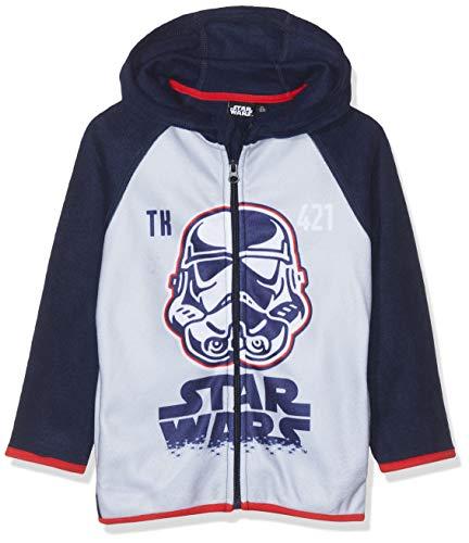 Star Wars Jungen 5607 Jacke, Blau Bleu Marine, 10 Jahre