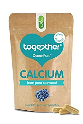 OceanPure™ Calcium Marine Multimineral Complex 60 Capsules from TogetherHealthLtd