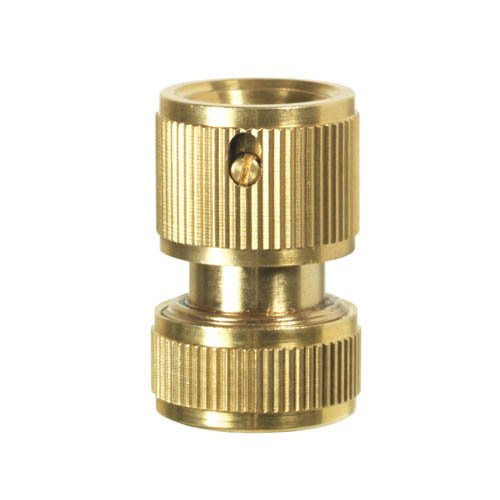 Ribiland - pra/rlb.4216 - Raccord rapide aquastop laiton 15mm