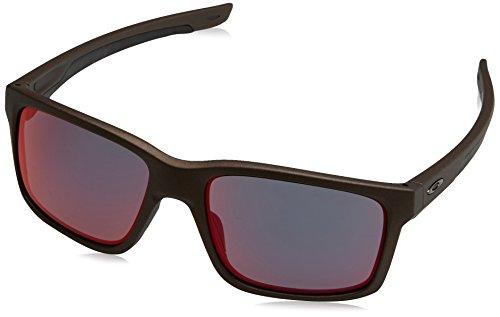 Oakley Herren 0Oo Mainlink 926424 57 Sonnenbrille, Schwarz (Corten/Torchiridium), (Oakley Sonnenbrille Linsen Für Männer)