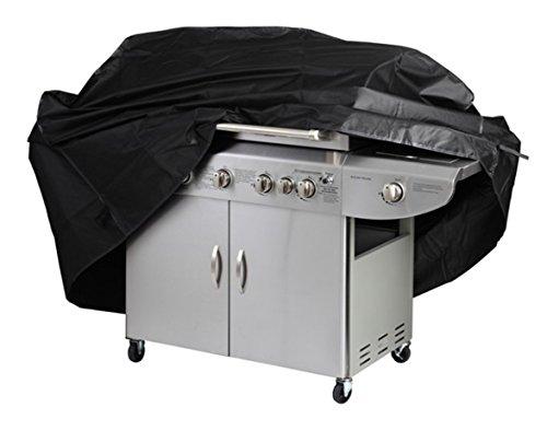 Preisvergleich Produktbild L-Peach Schutzhülle Wasserdichte Abdeckung für BBQ BBQ Wagon Gasgrill Abdeckung Schutz Garten Terrasse Gegen Regen Anti UV Staub XL:190x71x117cm