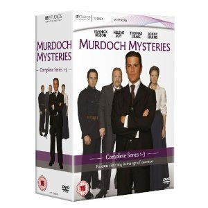MURDOCH MYSTERIES - THE COMPLETE SERIES 1 TO 3 [NON-USA Format / Import / Region 2 / PAL]